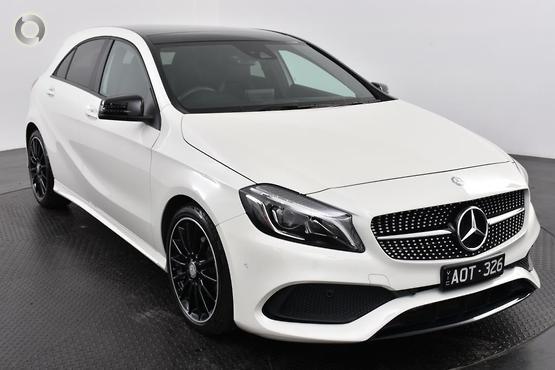 2017 Mercedes-Benz <br>A 200 D