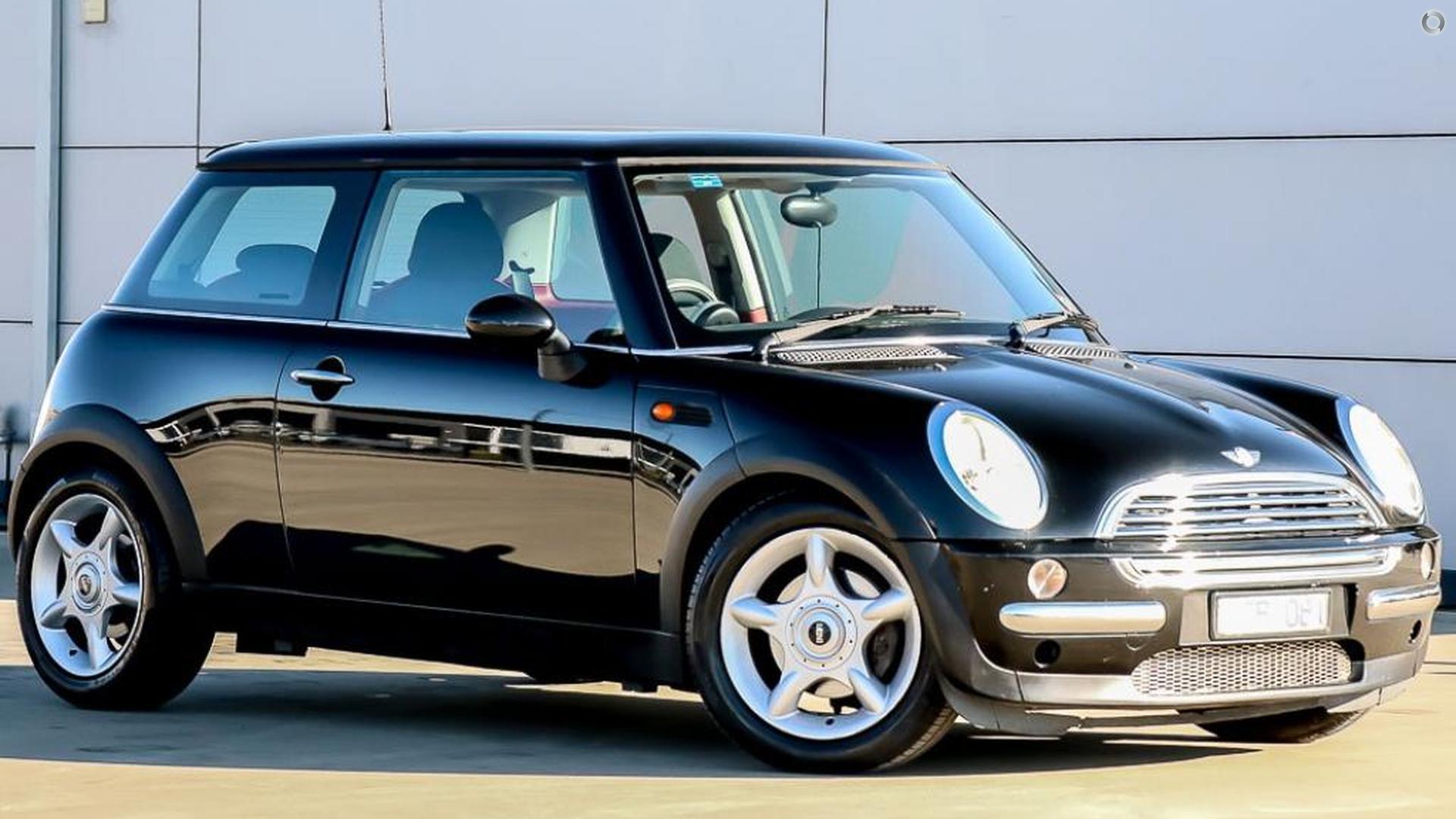 2004 Mini Hatch Cooper R50