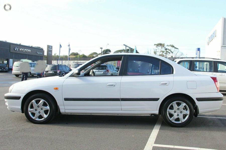 2004 Hyundai Elantra  XD