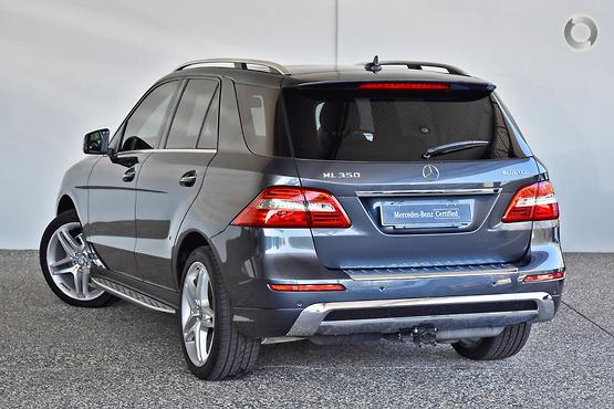 2013 Mercedes-Benz ML 350 BLUETEC