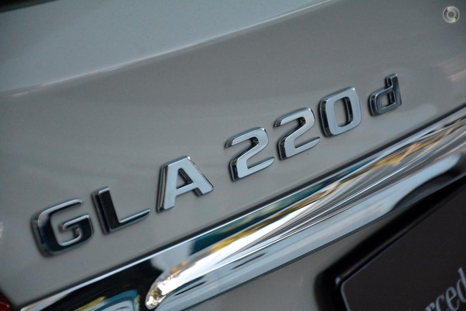 2016 Mercedes-Benz GLA 220 Wagon