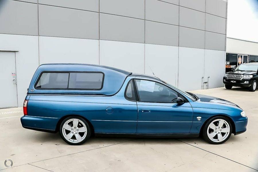 2001 Holden Ute  VU