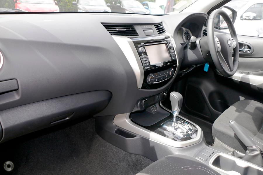 2019 Nissan Navara ST D23 Series 3