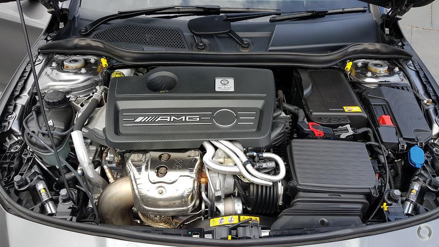2014 Mercedes-Benz CLA45 AMG C117