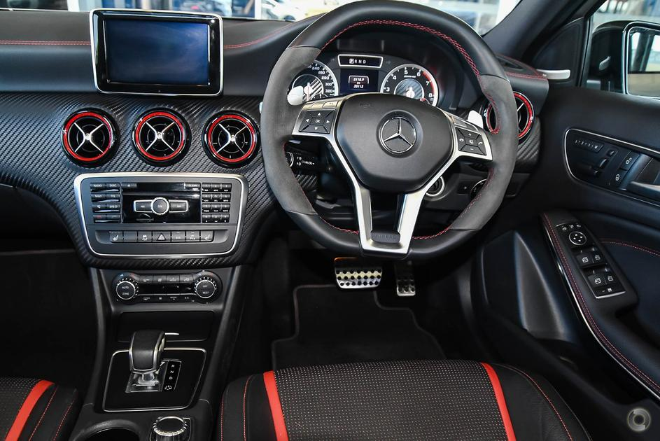 2014 Mercedes-Benz A 45 AMG Hatch