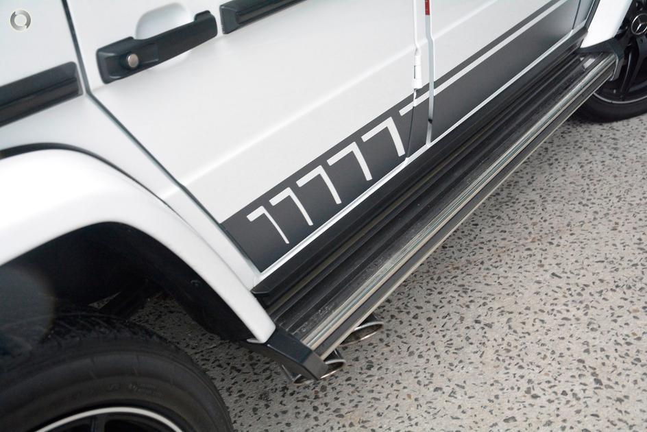 2018 Mercedes-Benz G 63 AMG Wagon