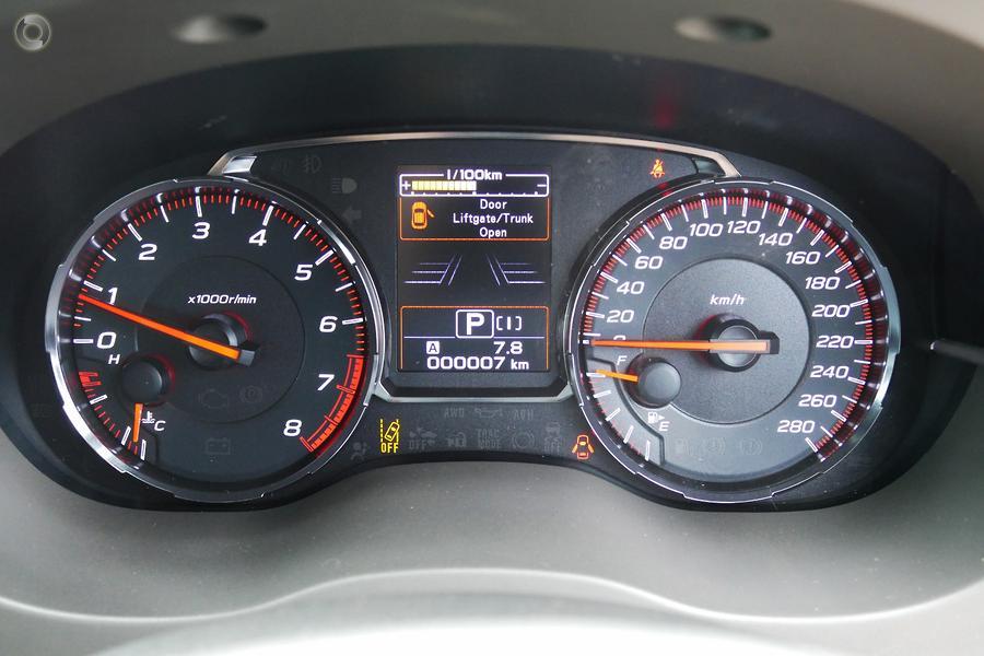 2020 Subaru Wrx  V1