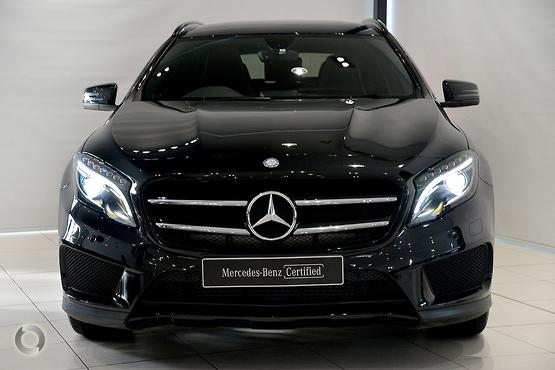 2015 Mercedes-Benz GLA 200