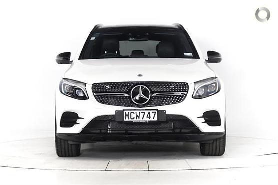 2019 Mercedes-AMG GLC 43