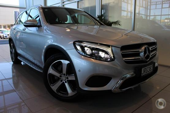 2016 Mercedes-Benz GLC 220
