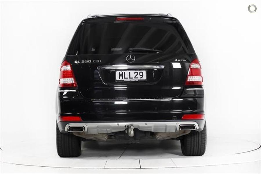 2011 Mercedes-Benz GL 350 CDI SUV