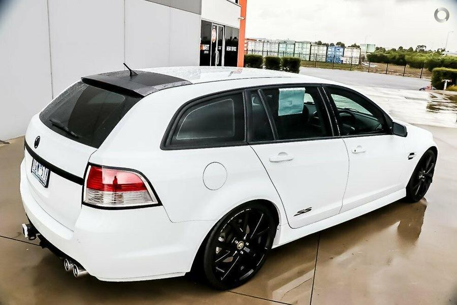 2009 Holden Commodore SS VE