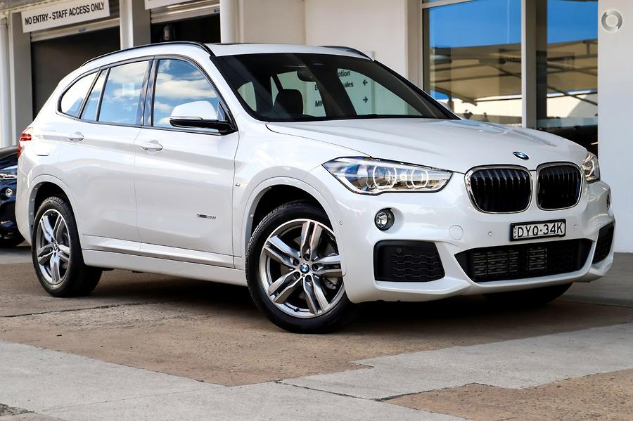 2017 BMW X1 sDrive20i