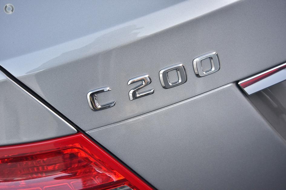 2009 Mercedes-Benz C 200 KOMPRESSOR Sedan