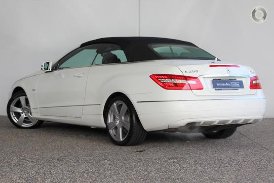 2010 Mercedes-Benz E 250 CGI