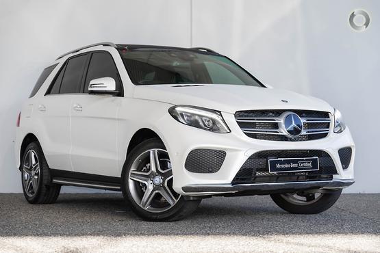 2017 Mercedes-Benz <br>GLE-CLASS