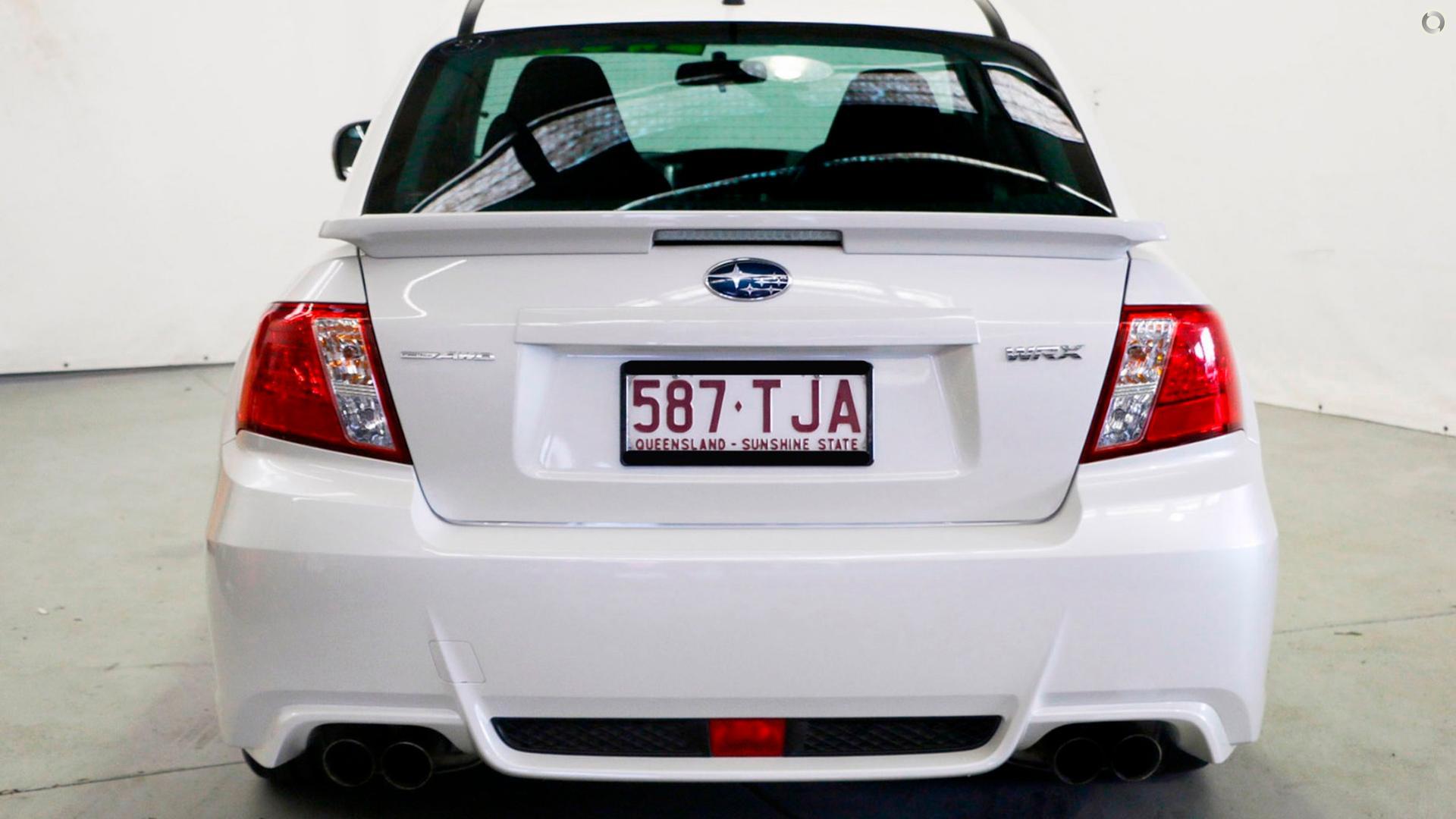 2013 Subaru Wrx  V1