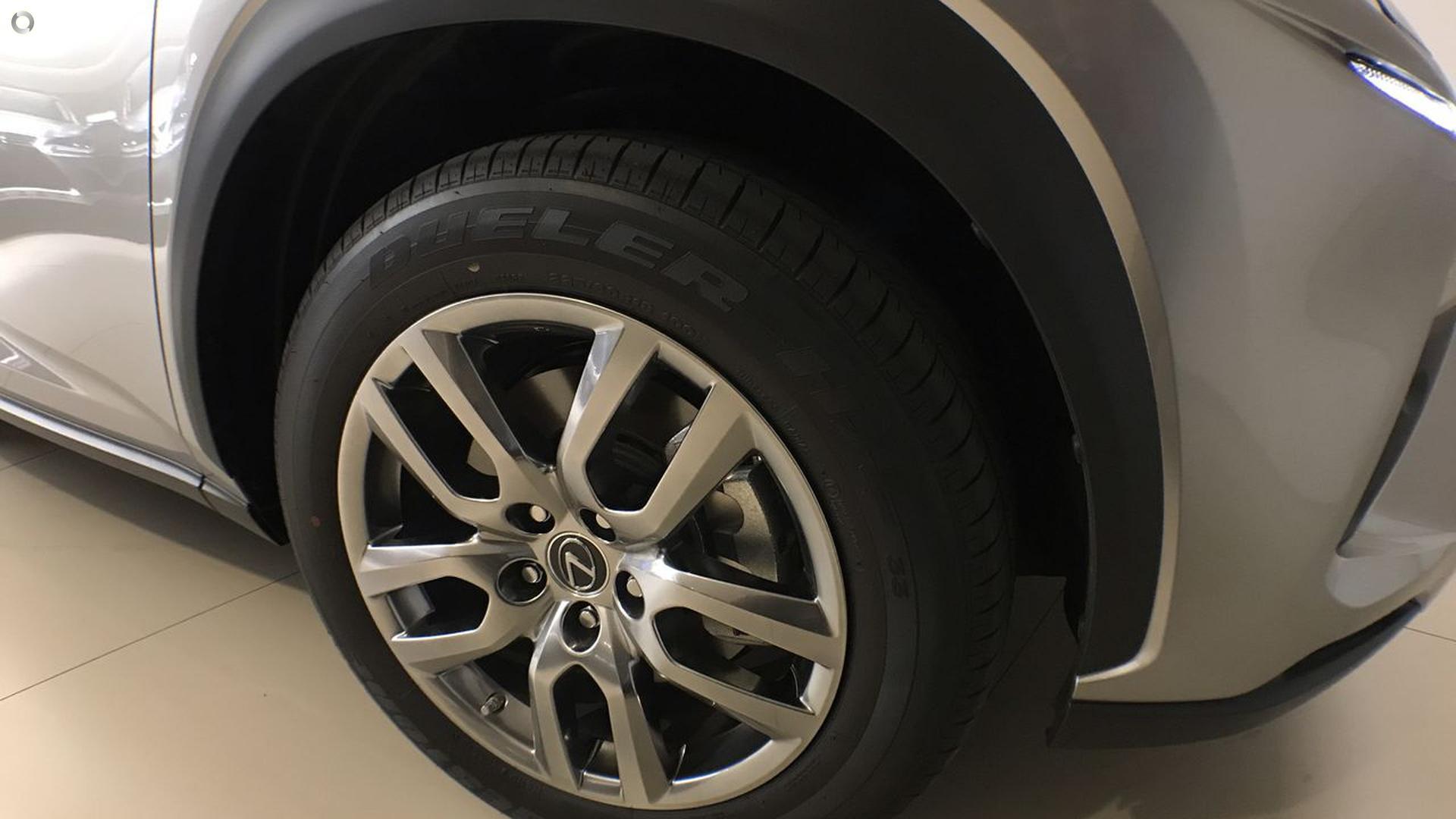 2018 Lexus Nx NX300h Luxury AYZ10R