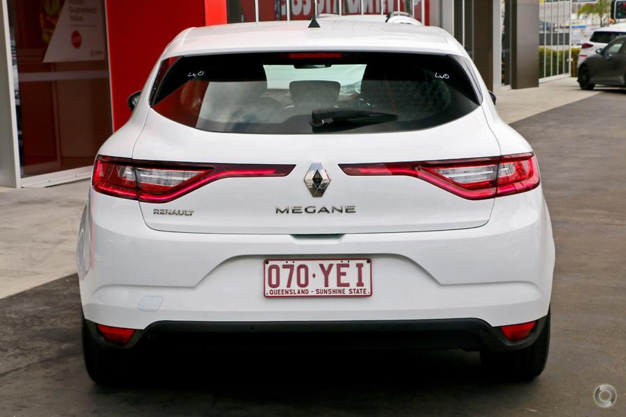 2016 Renault Megane Life BFB