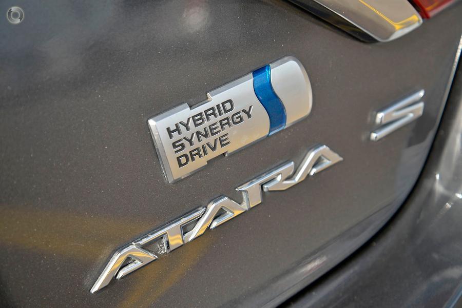 2016 Toyota Camry Atara S AVV50R