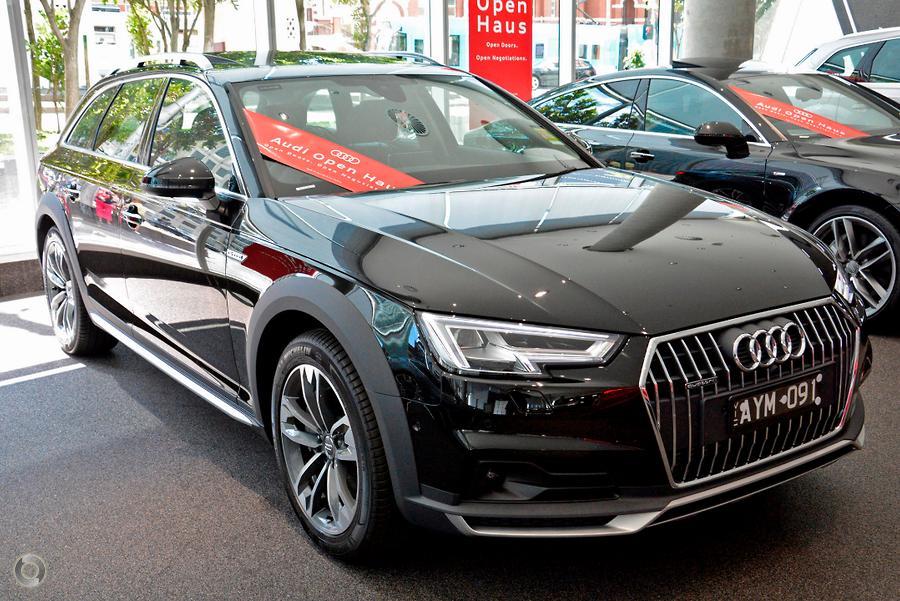 2018 Audi A4 Allroad B9 Zagame Automotive