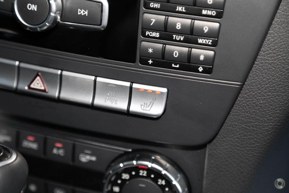 2011 Mercedes-Benz C 63 Coupe