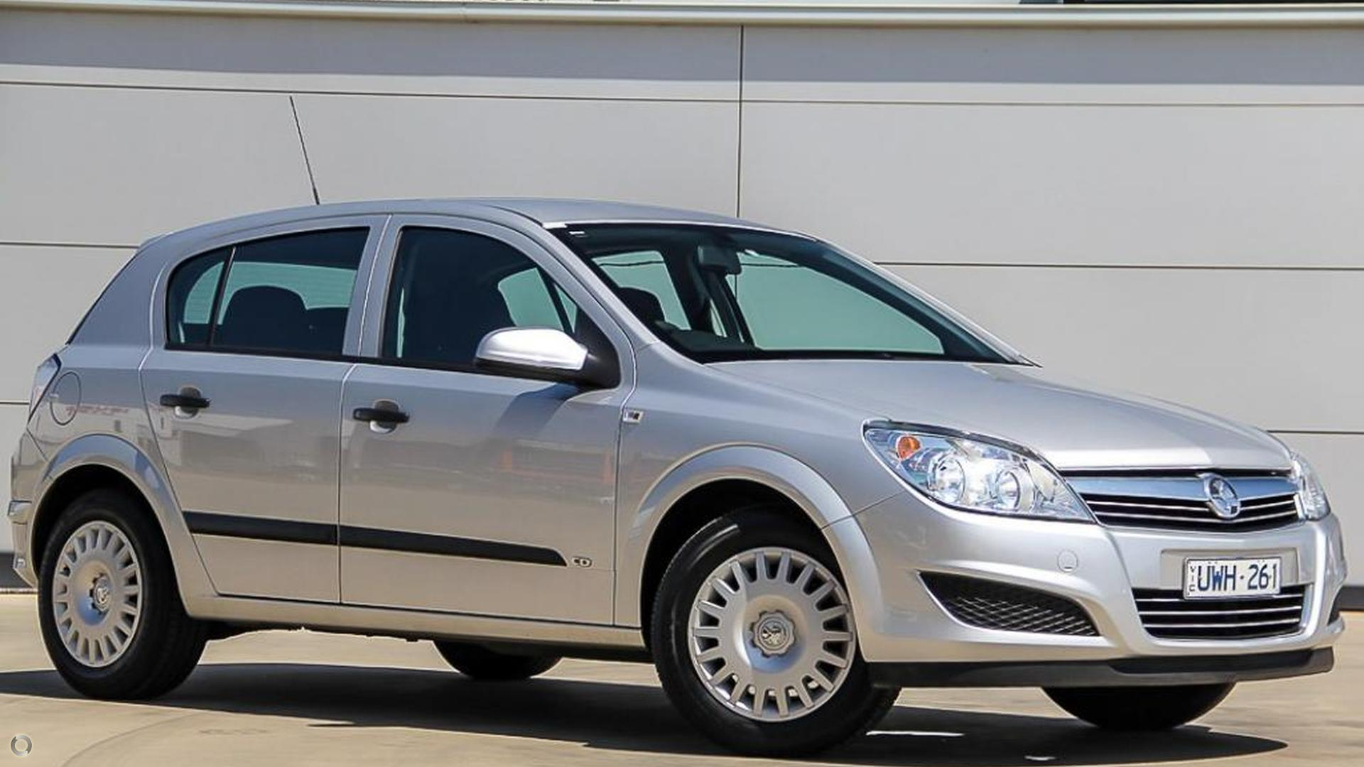 2007 Holden Astra AH