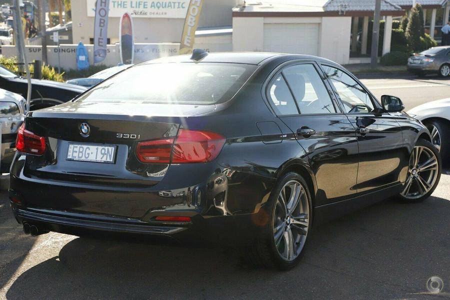 2016 BMW 330i Sport Line