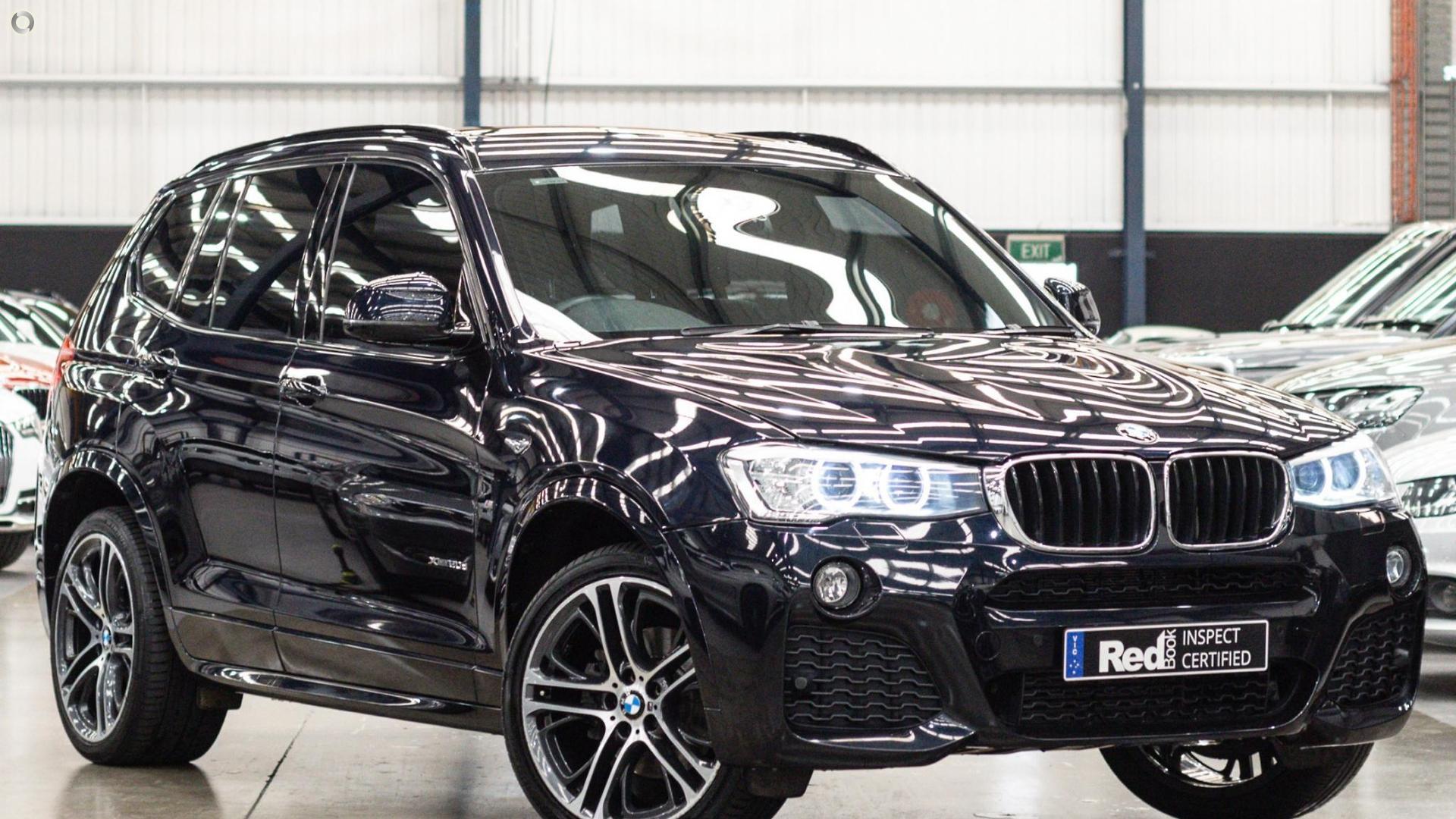 2014 BMW X3 F25