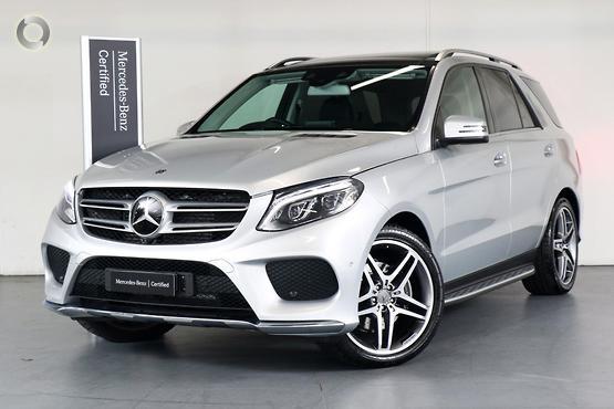 2017 Mercedes-Benz <br>GLE 250