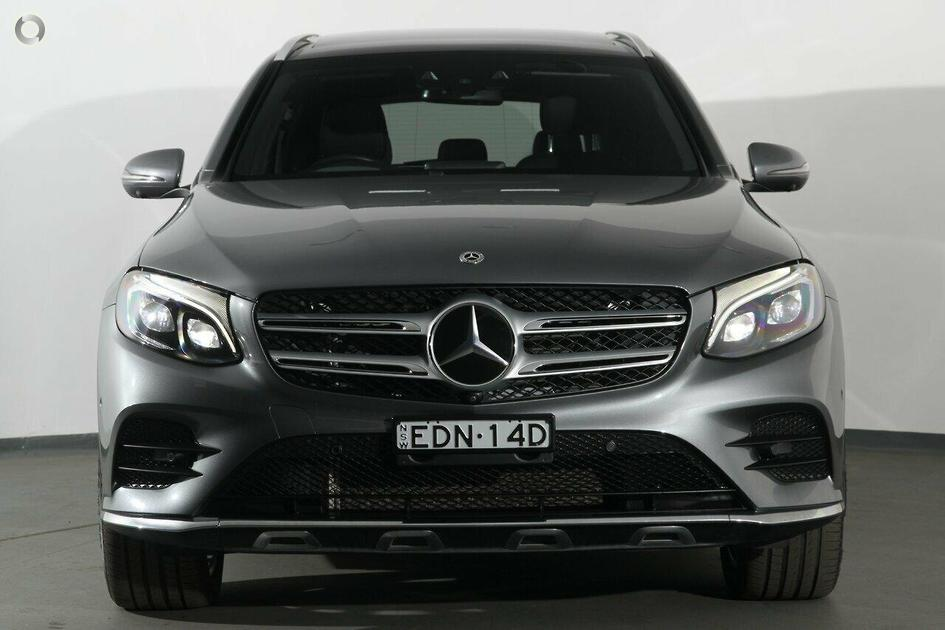 2017 Mercedes-Benz GLC 250 Suv