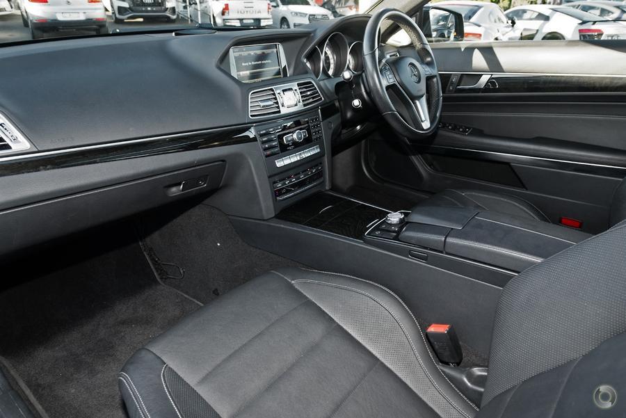 2013 Mercedes-Benz E200  C207