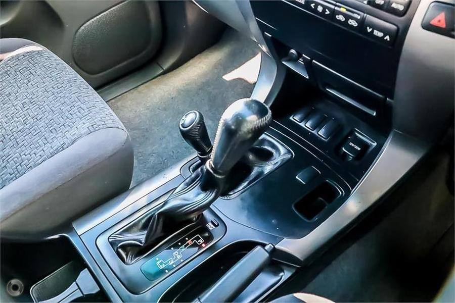 2008 Toyota Landcruiser Prado GXL KDJ120R