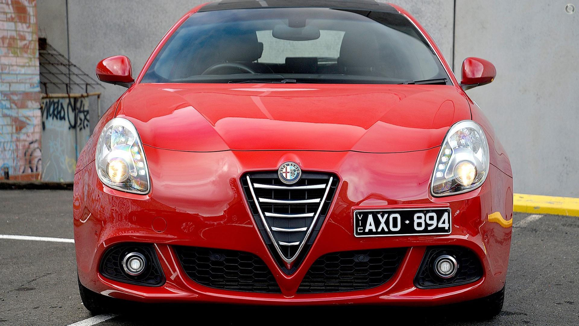 2014 Alfa Romeo Giulietta Distinctive Series 0