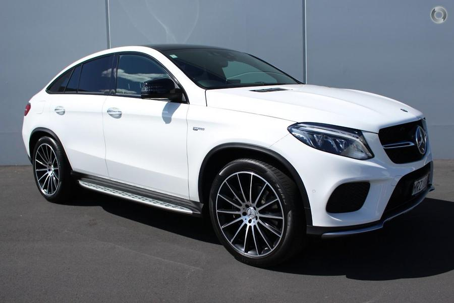 2017 Mercedes-AMG GLE 43 Coupe