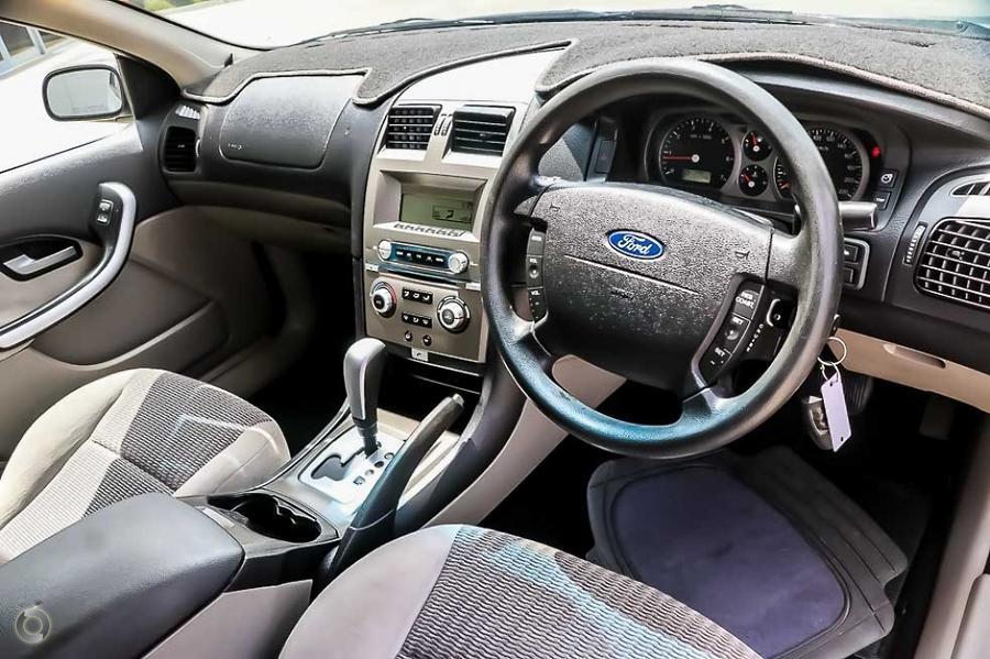 2010 Ford Falcon XT BF Mk III