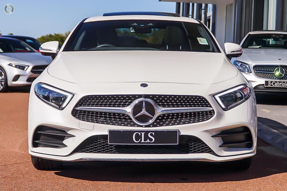 2018 Mercedes-Benz CLS-CLASS Coupe