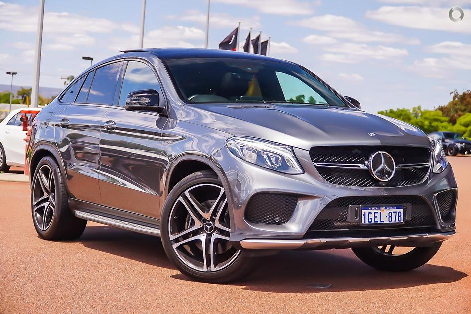 2017 Mercedes-Benz GLE 43 AMG Coupe