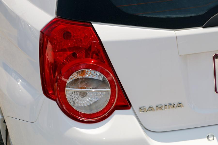2009 Holden Barina  TK