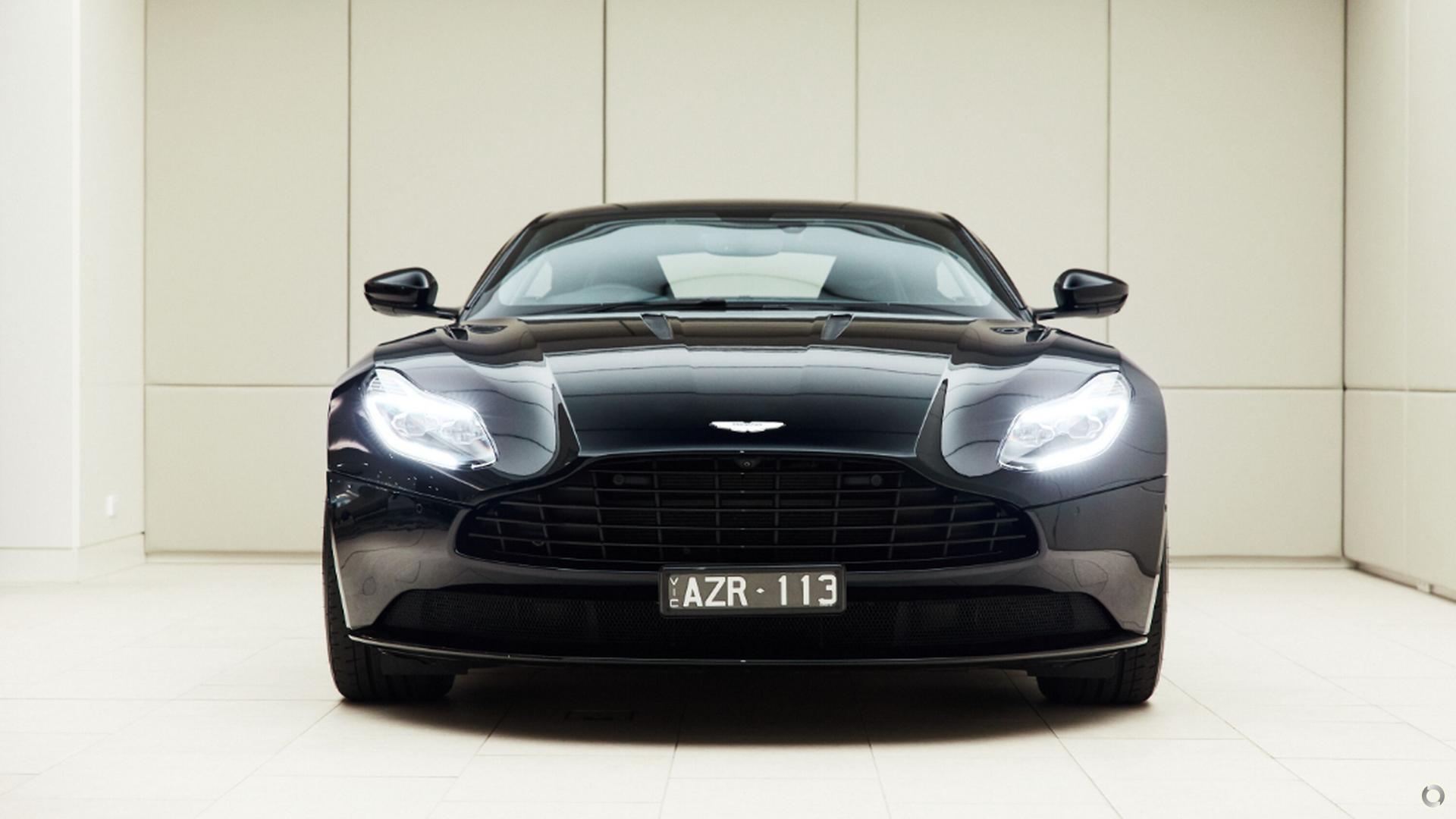 2017 Aston Martin DB11 Launch Edition (No Series)