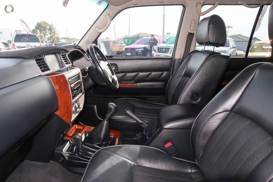 2007 Nissan Patrol Ti