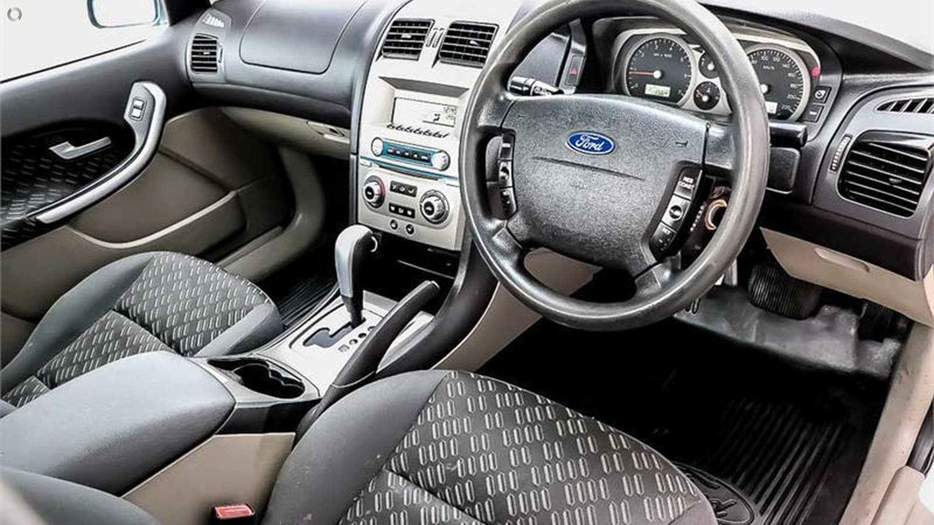 2008 Ford Falcon Ute XL BF Mk II