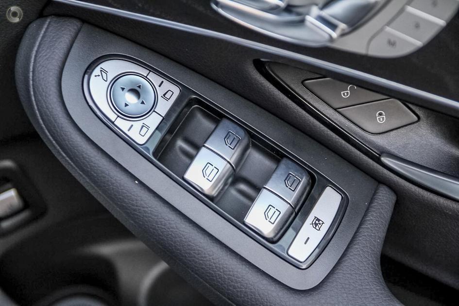 2017 Mercedes-Benz GLC-CLASS Wagon