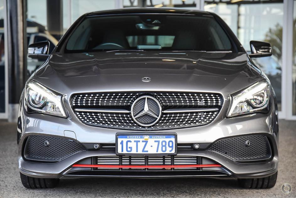 2018 Mercedes-Benz CLA 250 SPORT Shooting Brake