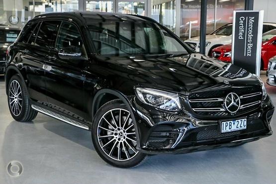 2019 Mercedes-Benz <br>GLC-CLASS