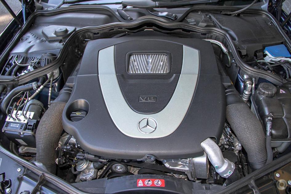 2007 Mercedes-Benz CLS 500 Coupé