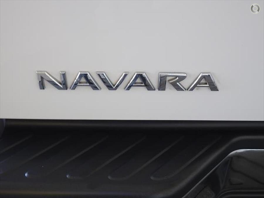 2013 Nissan Navara ST D40 Series 6
