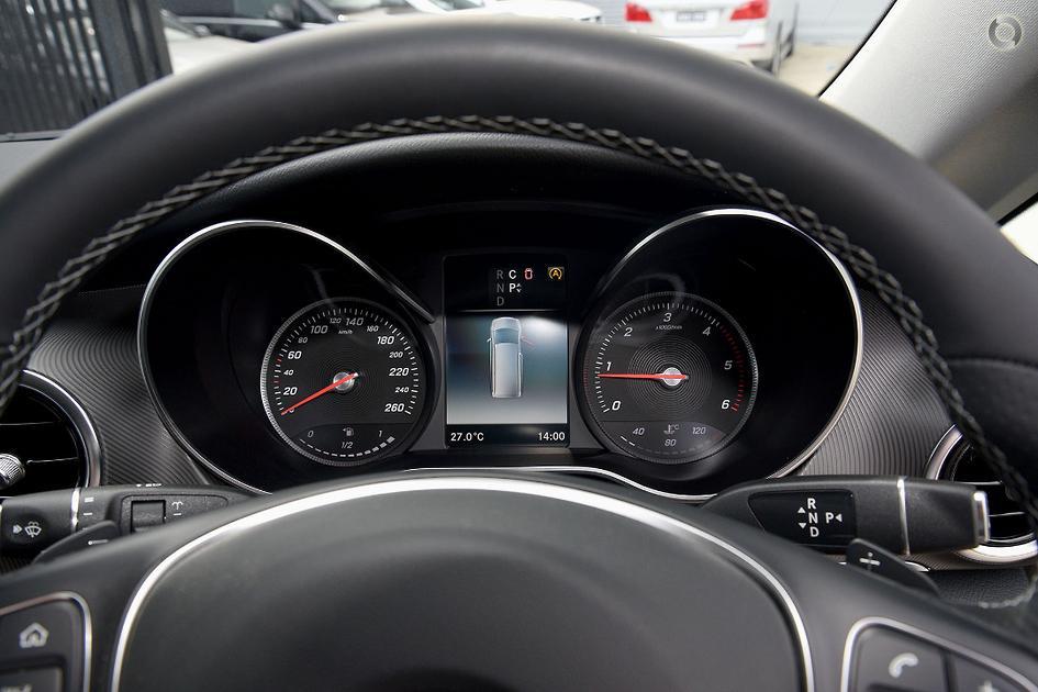2017 Mercedes-Benz V 220 Wagon