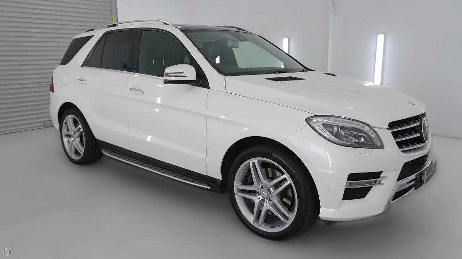 2014 Mercedes-Benz ML 400 Wagon