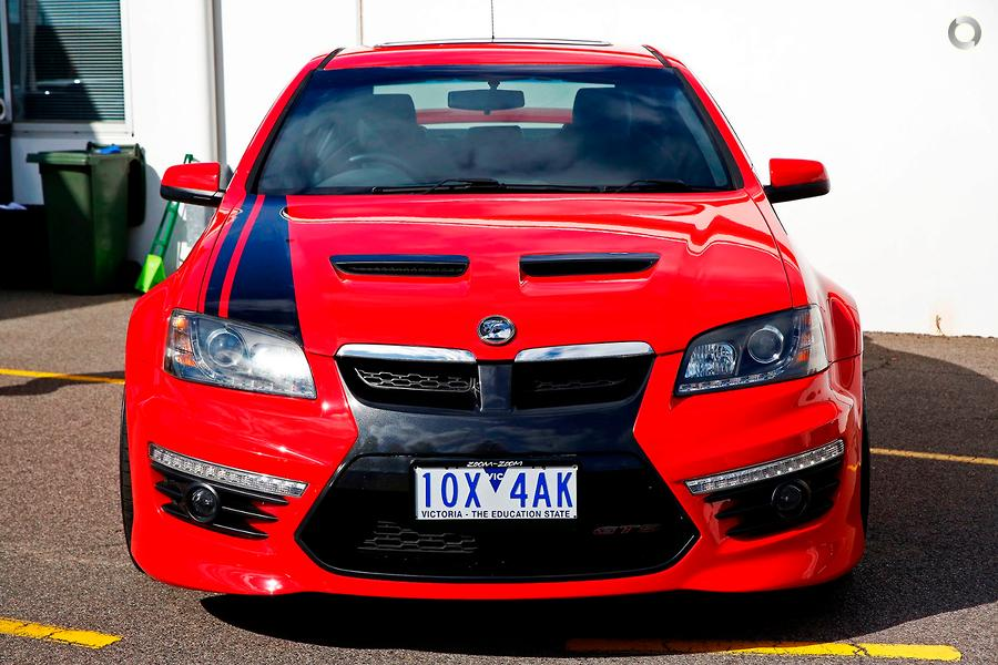 2009 Holden Special Vehicles GTS  E Series 2